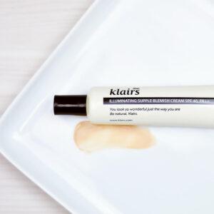 KLAIRS Illuminating Supple Blemish Cream Rozświetlający krem BB