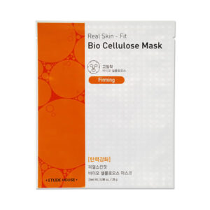 ETUDE HOUSE Real Skin Fit Bio Cellulose Mask