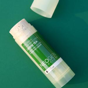 NEOGEN Real Fresh Green Tea Cleansing Stick Sztyft do oczyszczania twarzy z zieloną herbatą