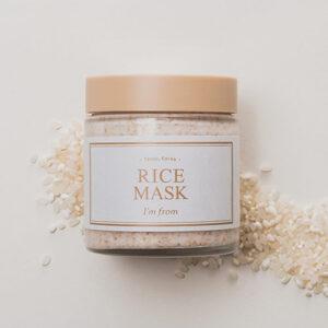 I'M FROM Rice Mask Rozjaśniająco - złuszczająca maseczka wash-off