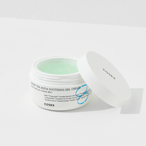 COSRX Hydrium Green Tea Aqua Soothing Gel Cream Żelowy krem nawilżający