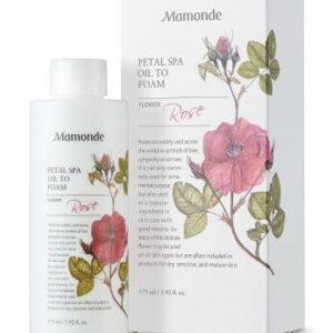 MAMONDE Petal Spa Oil To Foam Oczyszczający olejek 2 w 1