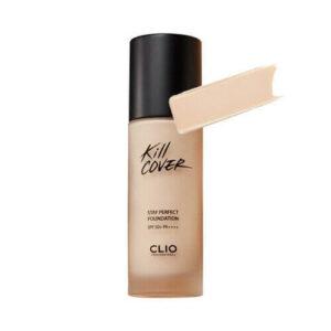 CLIO Kill Cover Stay Perfect Foundation Podkład matujący